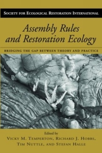 Assembly Rules and Restoration Ecology: Bridging The Gap Between Theory And Practice (Science Practice Ecological Restoration) Издательство: Island Press, 2004 г Мягкая обложка, 424 стр ISBN 1559633751 инфо 13499g.