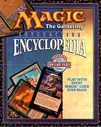 Magic: The Gathering Interactive Encyclopedia (CD - ROM) Серия: Magic: The Gathering® инфо 32h.